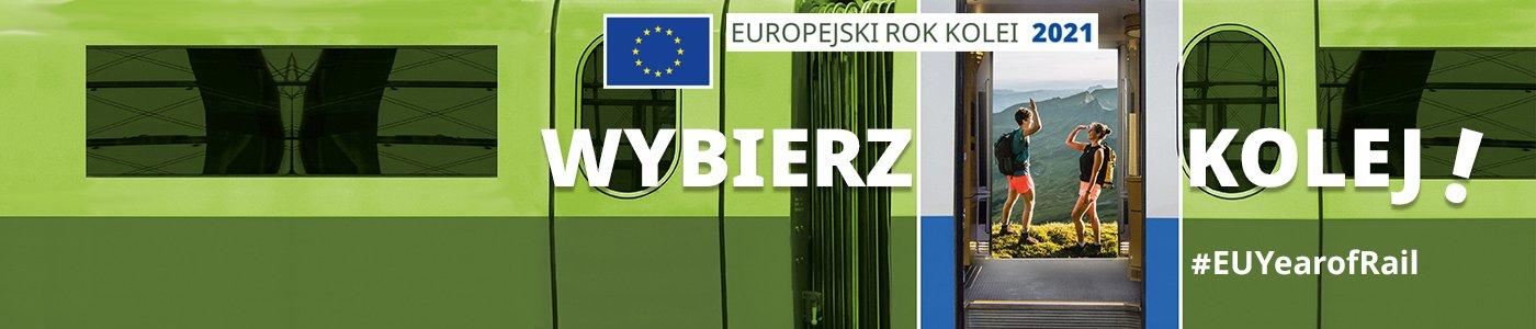 Wybierz kolej! #EuRokKolei