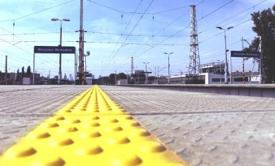 zdjęcie lub grafika do zasobu: Najważniejsze zasady projektowania uniwersalnego obiektów obsługi podróżnych - Aktualności -  Urząd Transportu Kolejowego